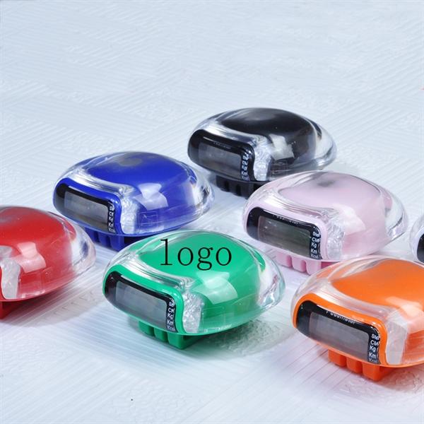 Translucent Pedometer