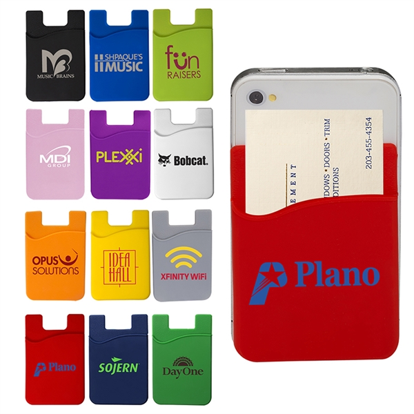 Econo Silicone Mobile Pocket