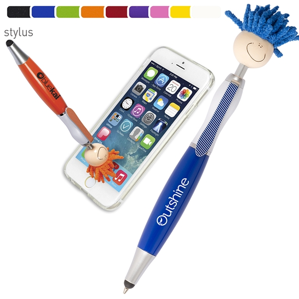 MopToppers® Screen Cleaner with Stylus Pen