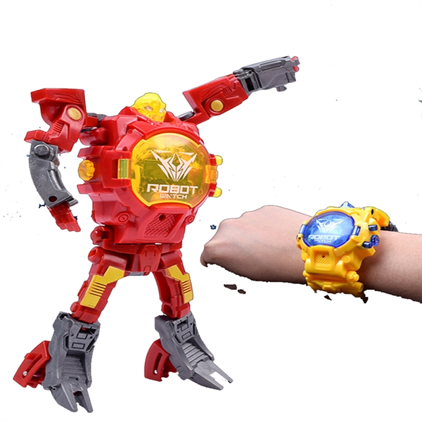 Transformational Toys Watch Electronic