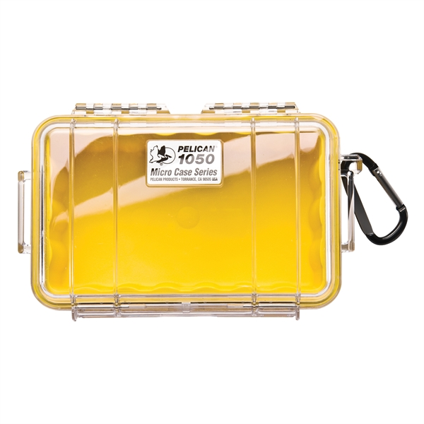 Pelican™ 1050 Micro Case - Clear Lid