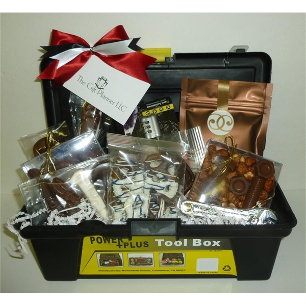 Super Power Chocolate Gourmet Toolbox