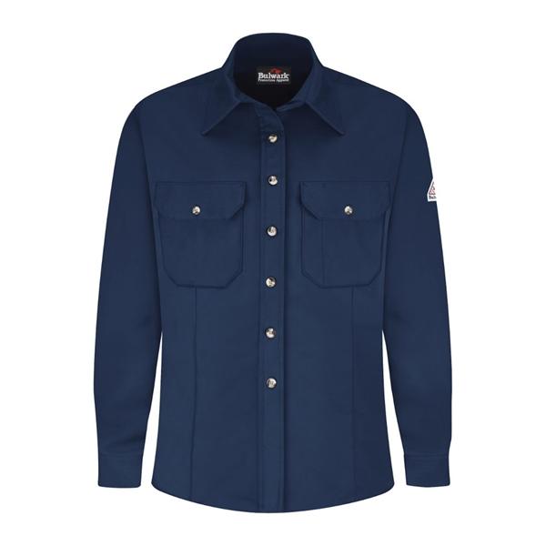 Bulwark Women's Dress Uniform Shirt - EX