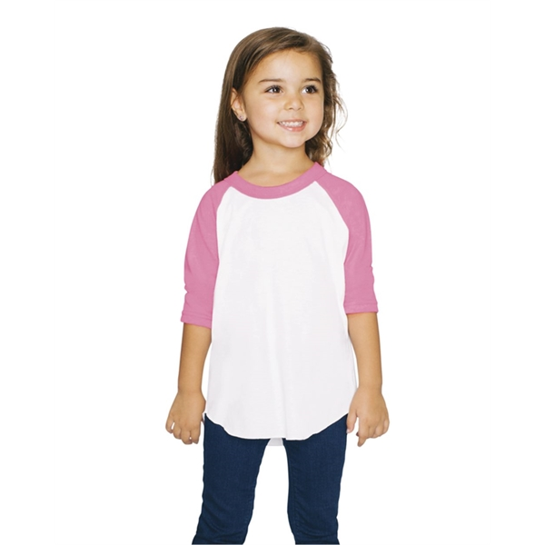 American Apparel Toddler 50/50 Poly/Cott