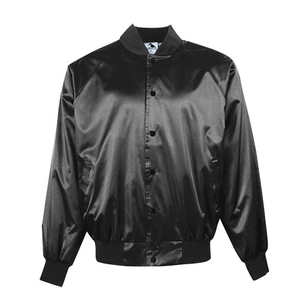 Augusta Sportswear Satin Baseball Jacket
