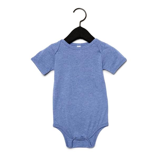 BELLA + CANVAS Baby Triblend Short Sleev