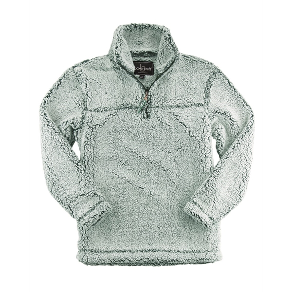 Boxercraft Unisex Sherpa Fleece Quarter-