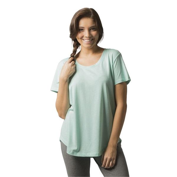 Boxercraft Women's At Ease Scoop Neck T-Shirt