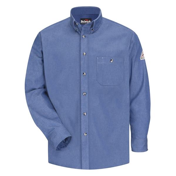 Bulwark Excel Denim Dress Shirt
