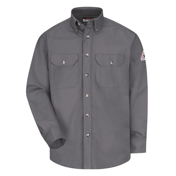 Bulwark Dress Uniform Shirt - Excel FR ComforTouch - 7 oz.