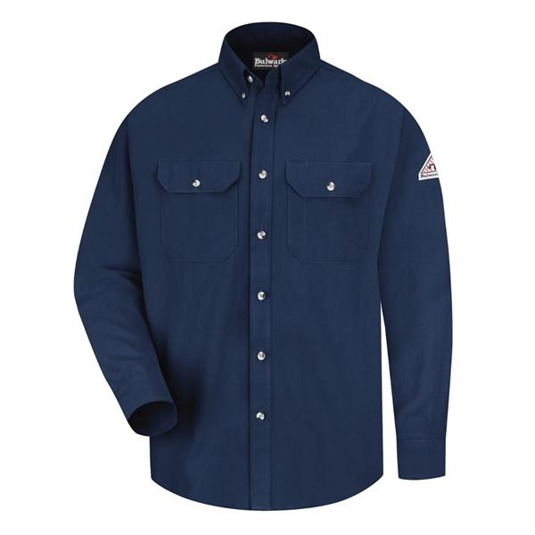 Bulwark Uniform Shirt Long Sizes