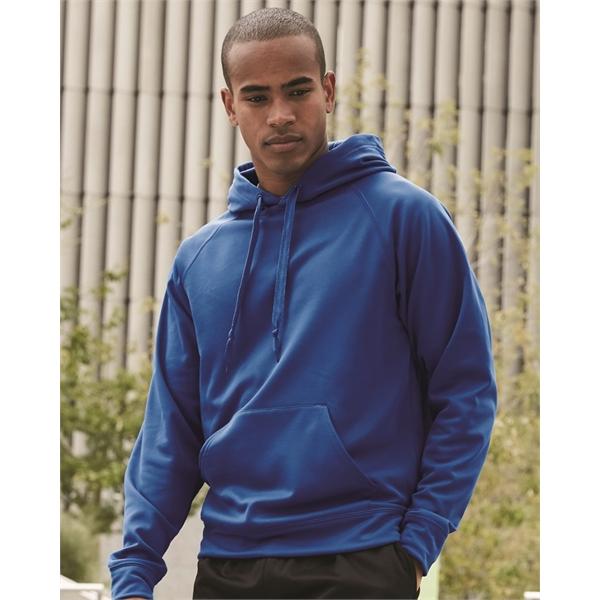 JERZEES Dri-Power® Sport Hooded Sweatshirt