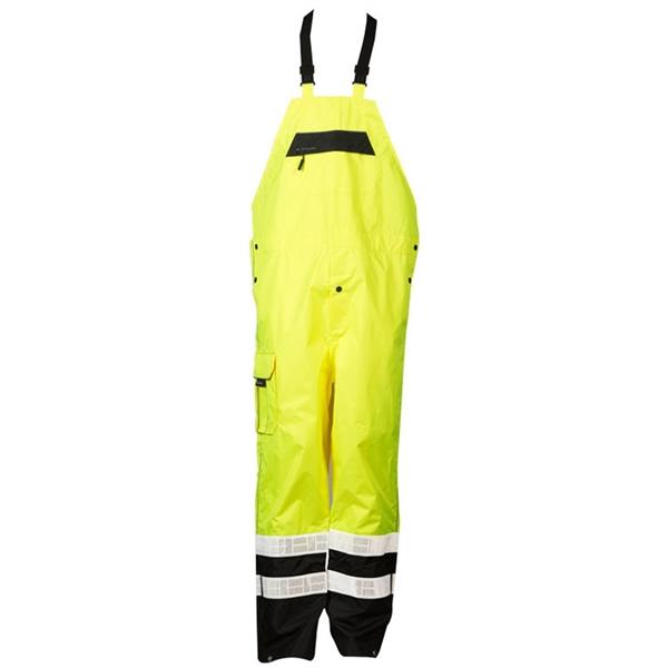 Kishigo Premium Black Series® Rainwear Bib