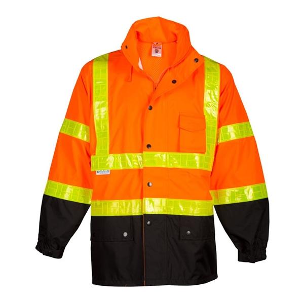 Kishigo Storm Stopper Pro Rainwear Jacket