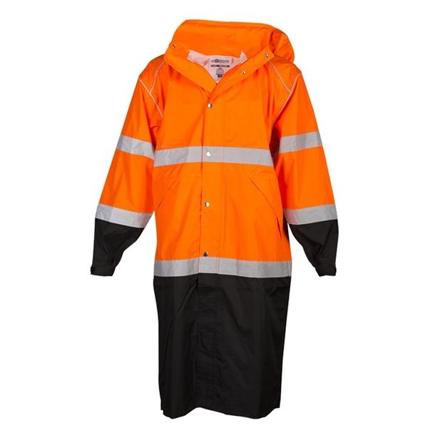 Kishigo Premium Brilliant Series® Long Rain Coat