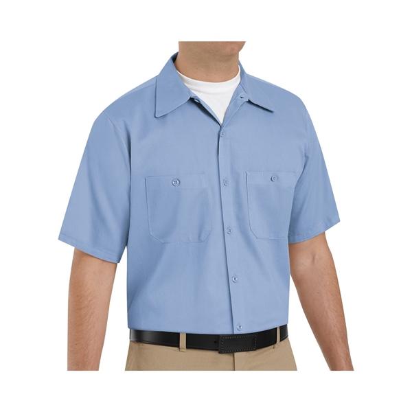 Red Kap Short Sleeve Uniform Shirt Tall Sizes