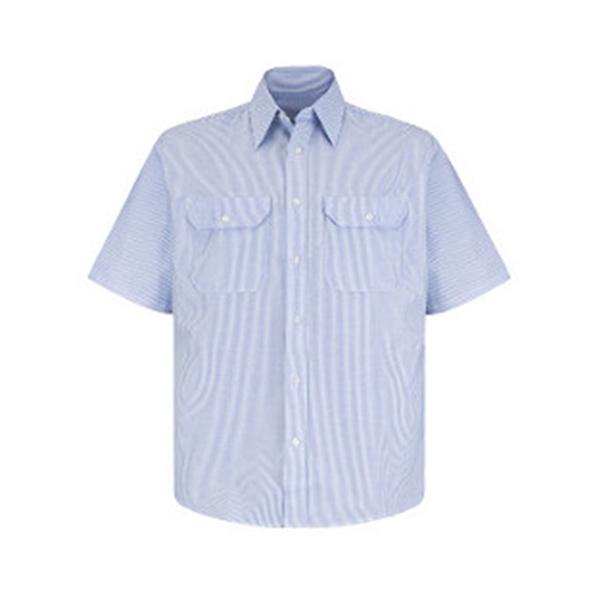 Red Kap Deluxe Short Sleeve Uniform Shir