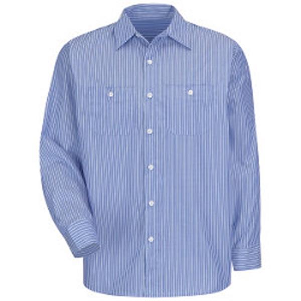 Red Kap Premium Long Sleeve Work Shirt Long Sizes