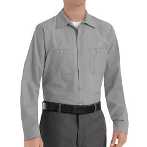 Red Kap Industrial Work Shirt Long Sizes