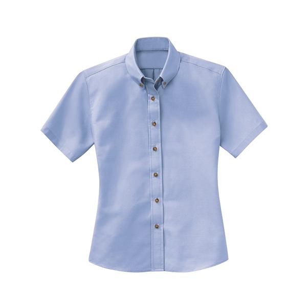 Red Kap Women's Poplin Dress Shirt