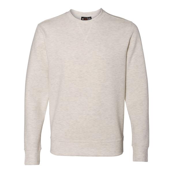 Weatherproof HeatLast™ Fleece Tech Crewneck Sweatshirt