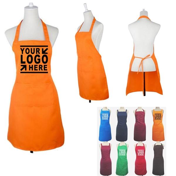 Multi Colors BBQ Restaurant Kitchen Adjustable Apron