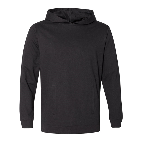 Anvil Unisex Lightweight Terry Hooded Pullover