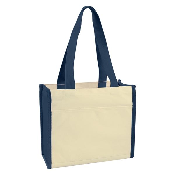 Heavy Cotton Canvas Tote Bag