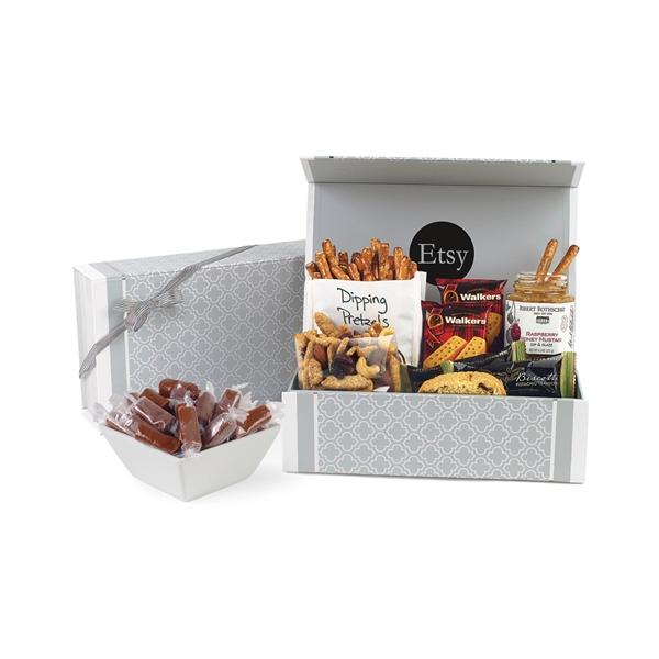 Sunsational Moroccan Mosaic Gourmet Snack Box