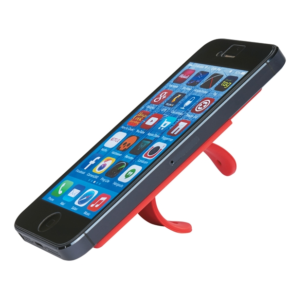 Silicone Phone Wallet with Stand