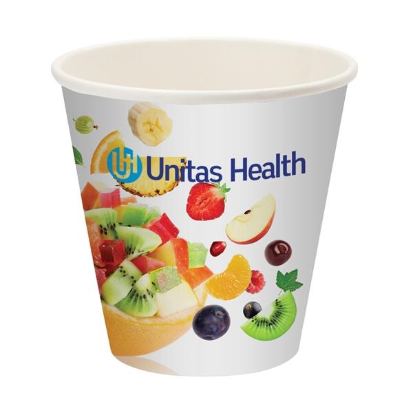 Përka® 10oz Single Wall Paper Drinking Cup