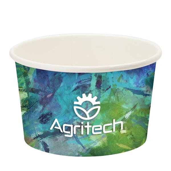 Përka® Përka® 12oz Snack/Ice Cream Paper Cup