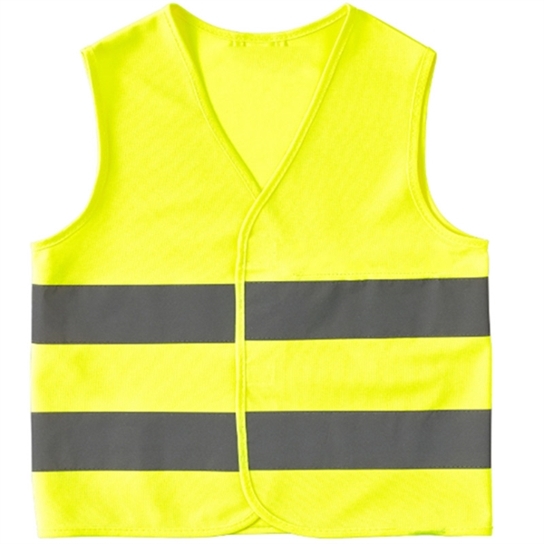 Custom Logo Public Safety Budget Enhanced Visibility Uniform