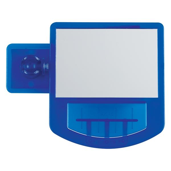 Computer Mirror Memo Holder