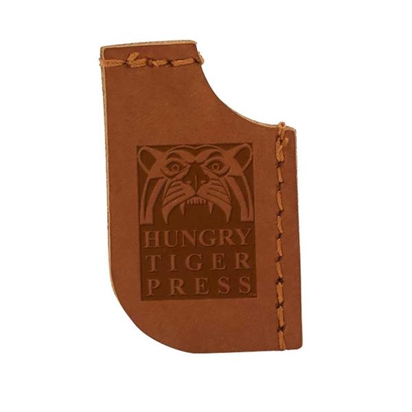 DOGEAR Leather Corner Bookmark