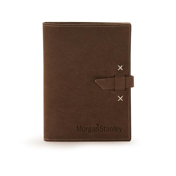 MINI TASKER Mini Leather Padfolio