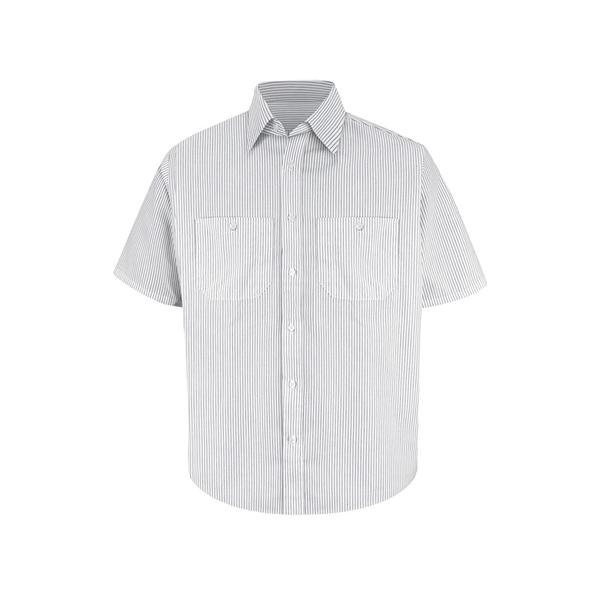 Red Kap Dress Uniform Short Sleeve Shirt Long Sizes