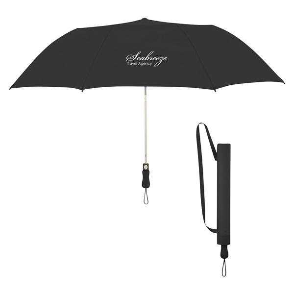 "58"" Arc Telescopic Folding Umbrella"
