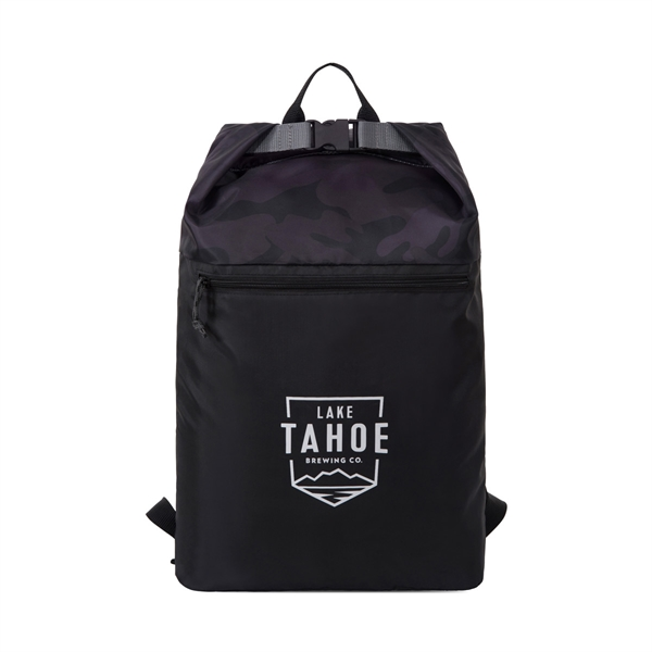 Rainier Roll Top Backpack