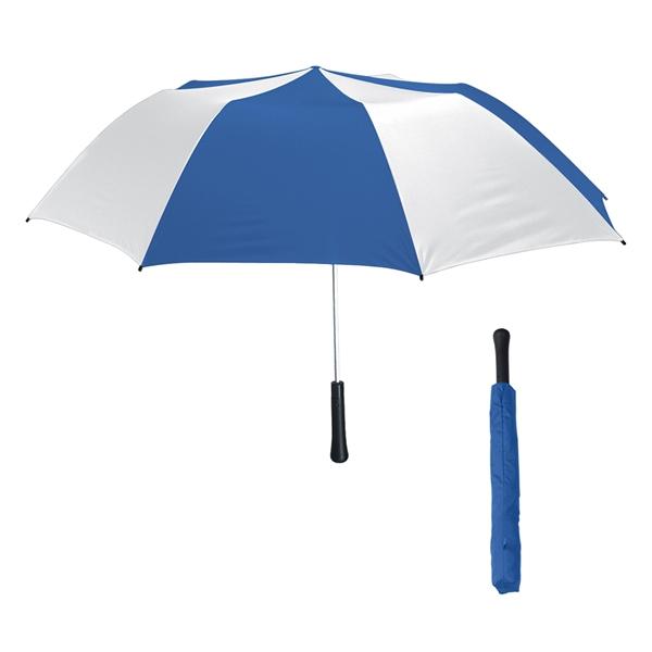 "56"" Arc Giant Telescope Folding Umbrella"