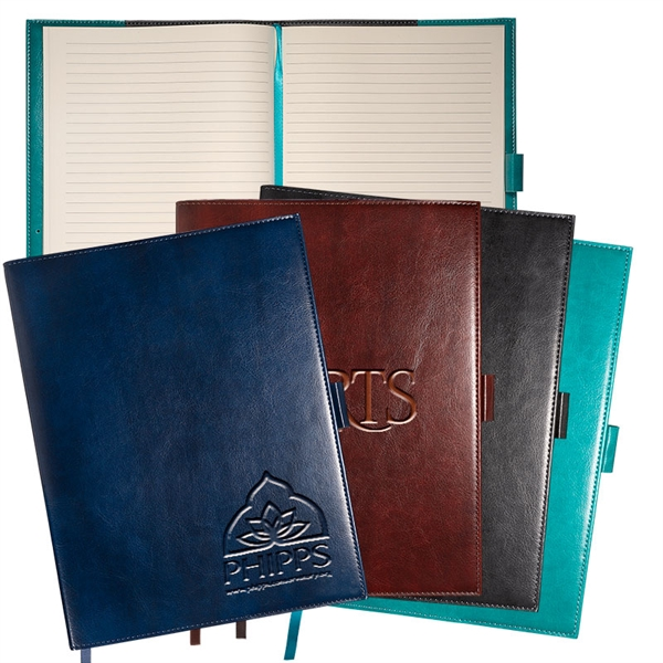 Venezia™ Large Refillable Journal - 7x9