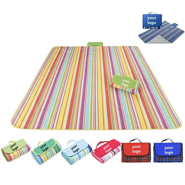 Colored Picnic Blanket
