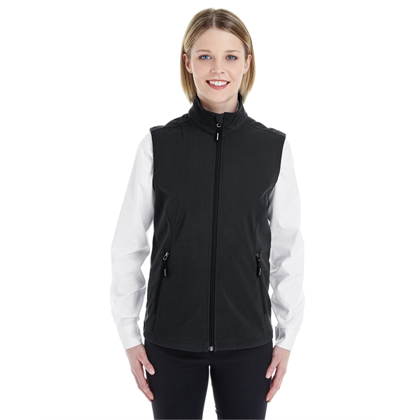 Core365 Ladies' Cruise Two-Layer Fleece Bonded Soft Shell...