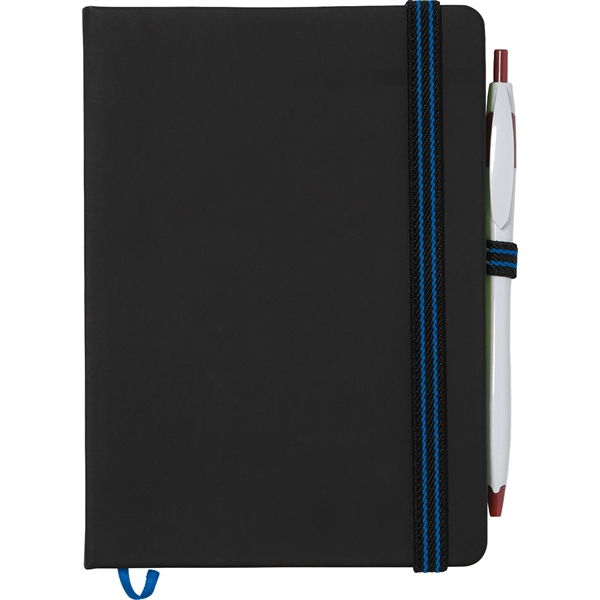 """5"""" x 7"""" Color Accent Notebook"""