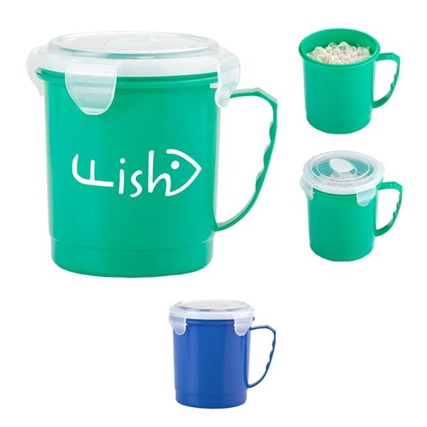 24 oz. food container mug