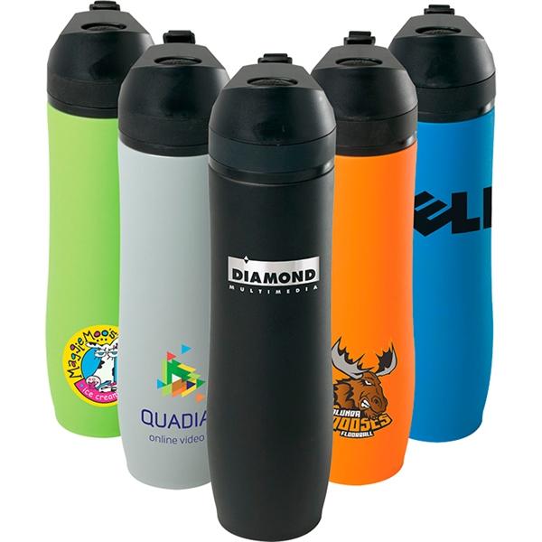 20 oz Wave Vacuum Water Bottle