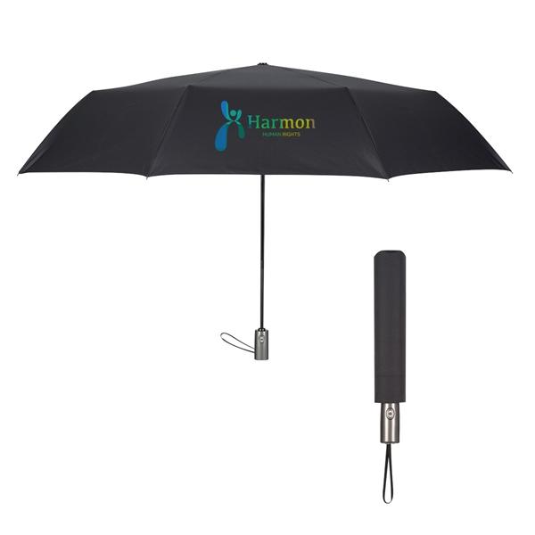 "54"" Arc Telescopic Folding Colossal Umbrella"