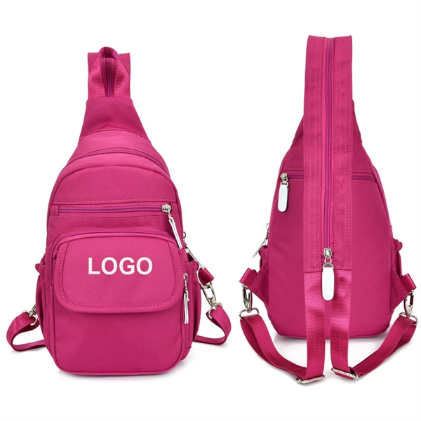 Sling Backpack Dual-use Bag