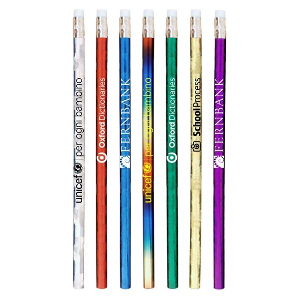 Prism Glitz Wooden Pencil