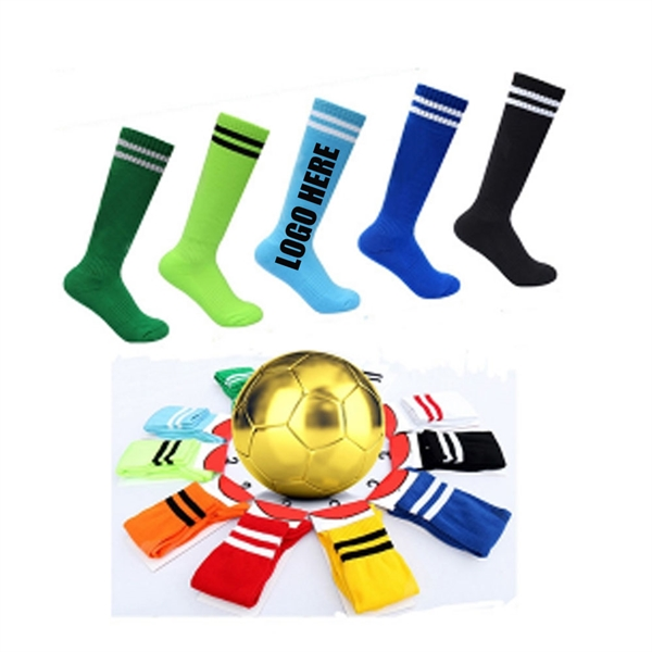 Polyester Football Socks